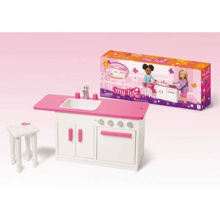 My Life As 18 Dollhouse Furniture Kitchen