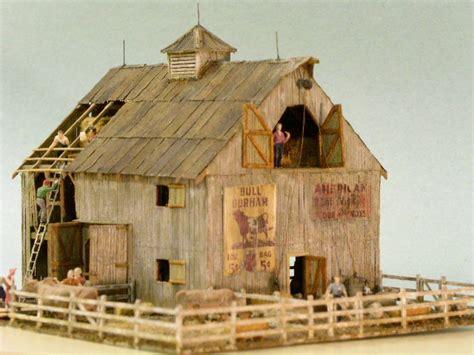 N-Scale-Barn-Plans