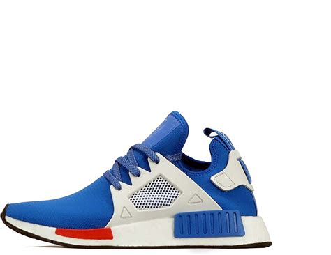 NMD_XR1 Mens Running Trainers Sneakers Shoes (US 8, Blue Red White CG3092)