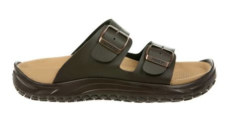 Nakuru Men's Recovery Sandal Leather Buckle