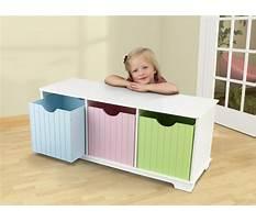 Best Nantucket storage bench pastel