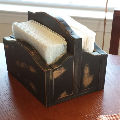 Napkin-Holder-Woodworking