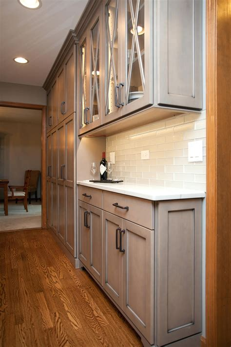Narrow Depth Kitchen Pantry Cabinets