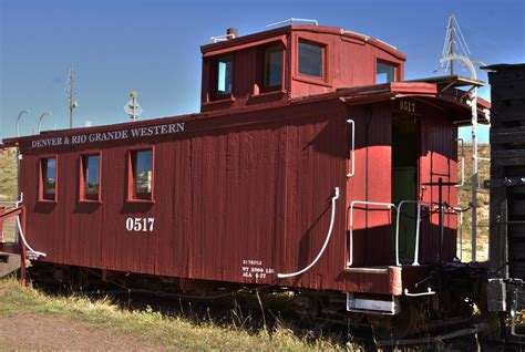 Narrow Gauge Caboose Plans