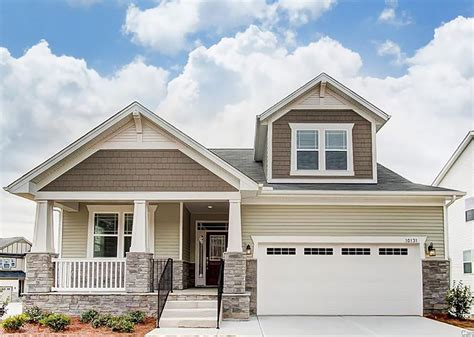 Narrow Lot Home Plans With Garage Images