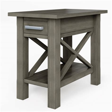 Narrow-Farmhouse-End-Table
