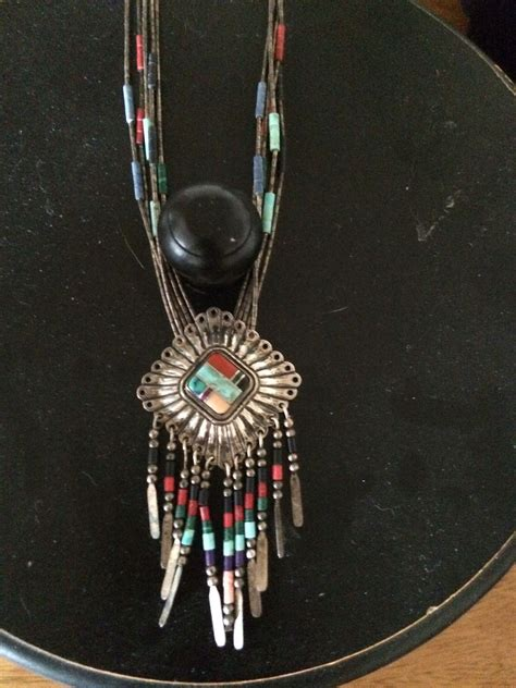 Native American Necklaces- For a beautiful you