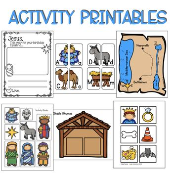 Nativity Lesson Plans
