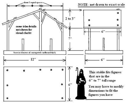 Nativity-Creche-Plans