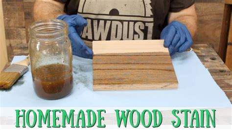 Natural Wood Stain Diy Skateboard