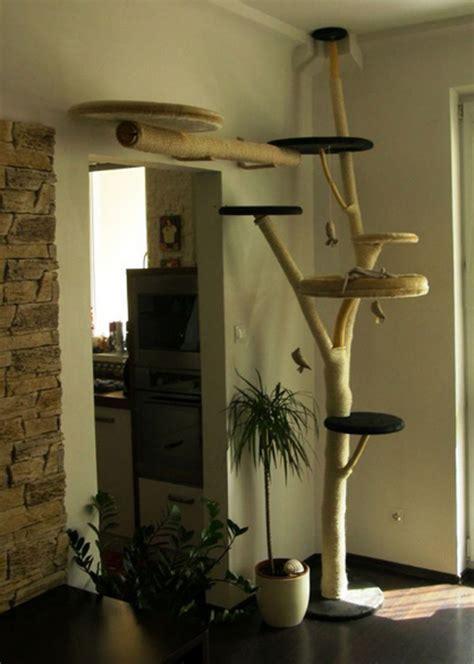 Natural-Cat-Tree-Plans