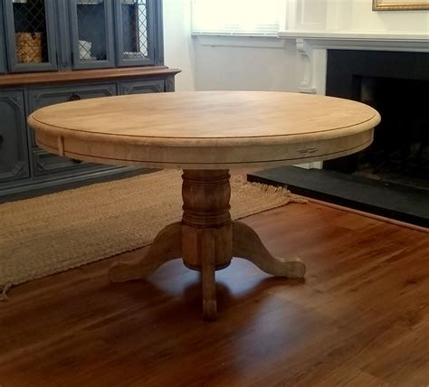 Natural-Wood-Farmhouse-Dining-Table