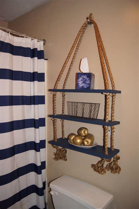 Nautical-Hanging-Shelf-Diy
