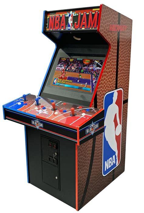Nba-Jam-Arcade-Cabinet-Plans
