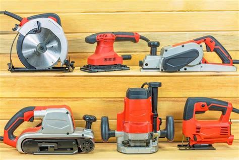 Necessary Power Tools For Woodworking