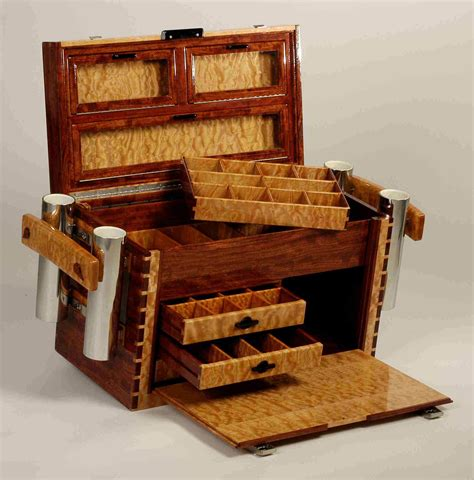 Need To Make A Wooden Tackle Box Plans