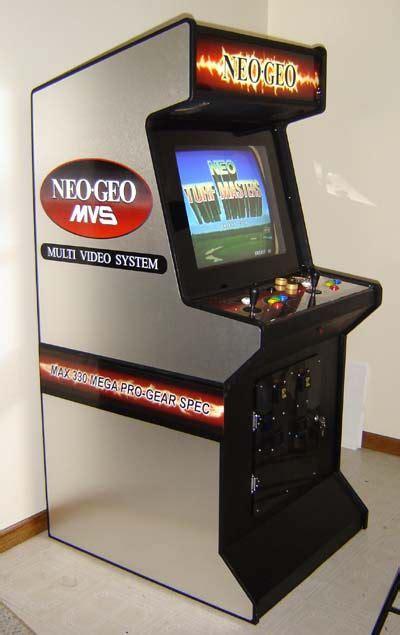 Neo-Geo-Mvs-Cabinet-Plans