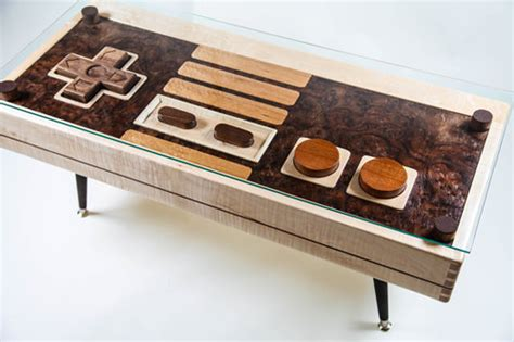 Nes Controller Table Diy Plans