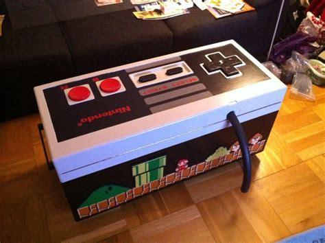 Nes-Controller-Table-Diy