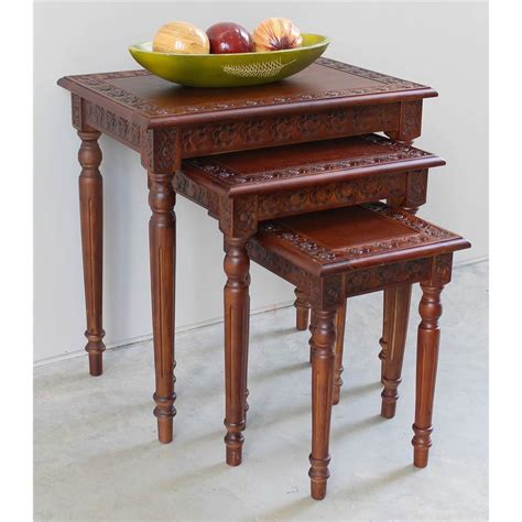 Nesting-Tables-Woodworking-Plans