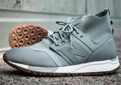 New Balance 247 Mid Cut Sneakers