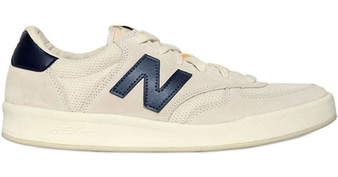 New Balance 300 Suede Sneakers