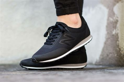 New Balance 410 Black Sonic Sneakers