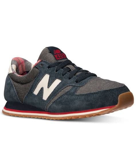 New Balance 420 Casual Sneakers