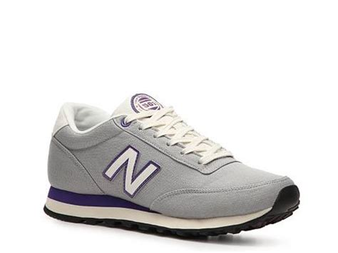 New Balance 501 Canvas Retro Sneaker