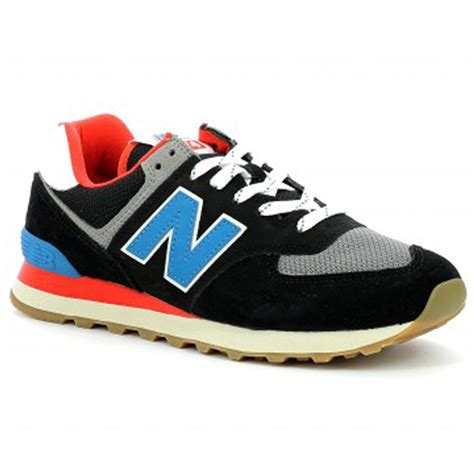 New Balance 574 Canvas Sneaker Herren Gr�n
