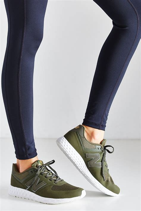 New Balance 574 Fresh Foam Running Sneaker