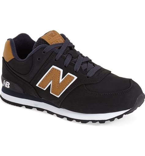 New Balance 574 Lux Sneaker Womens