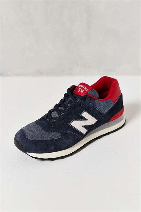 New Balance 574 Pennant Collection Running Sneaker