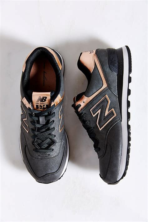 New Balance 574 Precious Metals Running Sneaker Urban Outfitters