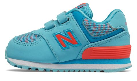 New Balance 574 Sneaker Hook And Loop Infants Toddlers