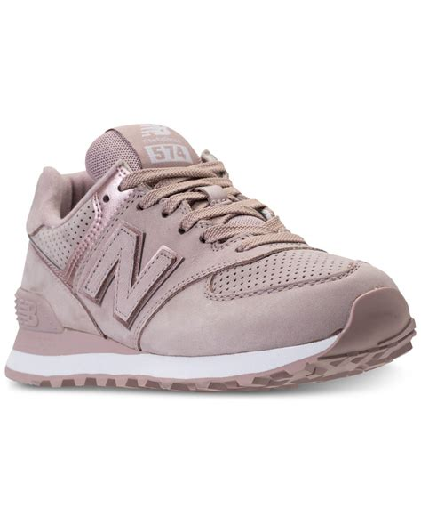 New Balance 574 Sneakers Rose