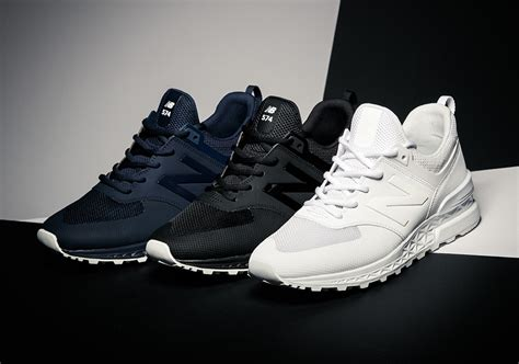 New Balance 574 Sport Mesh Sneakers
