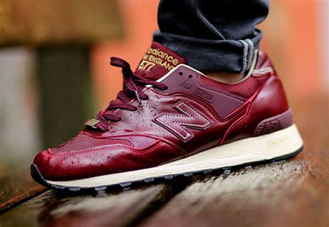New Balance 577 Leather Sneaker