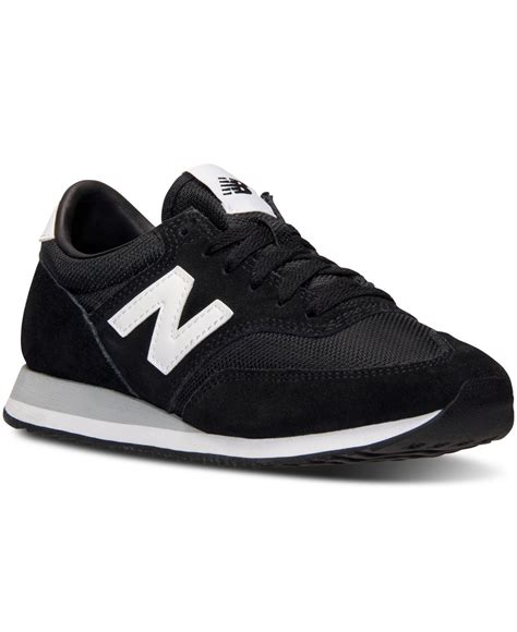 New Balance 620 Black Sneakers