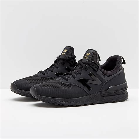 New Balance All Black Sneakers For Women