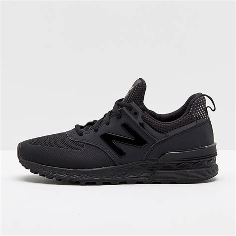 New Balance All Black Womens Sneakers