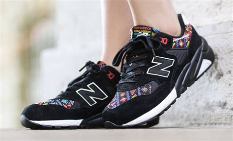 New Balance Beaded Sneakers