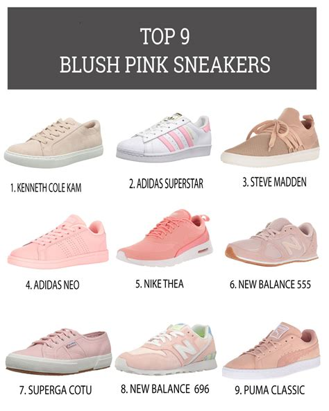 New Balance Blush Pink Sneakers
