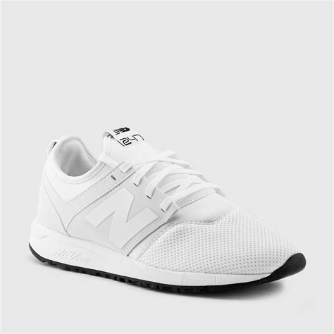 New Balance Classic White Sneakers