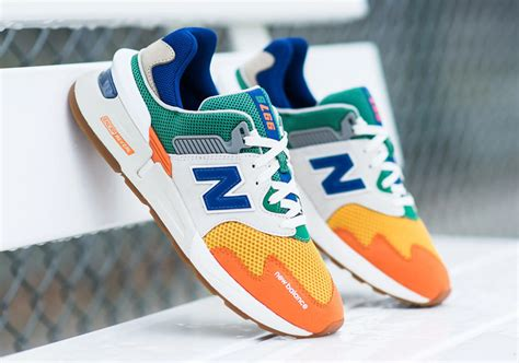 New Balance Coloful Sneakers
