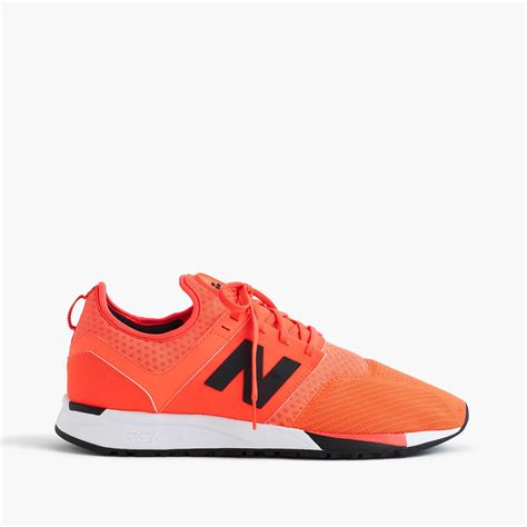New Balance For J Crew 247 Sneakers
