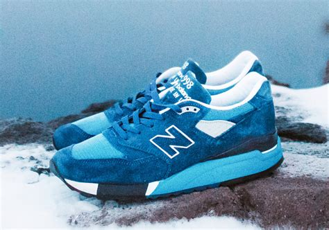 New Balance For J Crew 998 Sneakers
