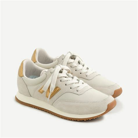 New Balance Gold Salt Sneakers
