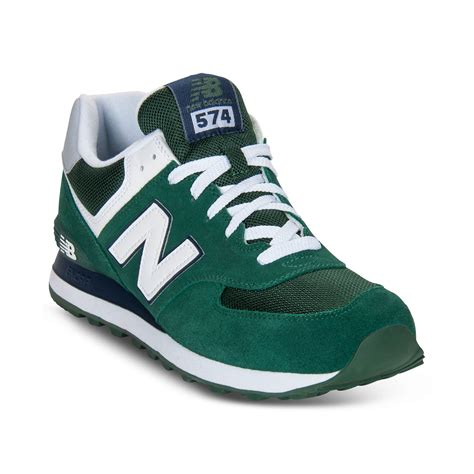 New Balance Green Sneakers