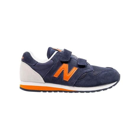 New Balance Ka520 Velcro Sneakers Navy Orange